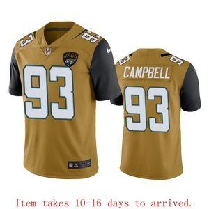 Jacksonville Jaguars Calais Campbell Jersey